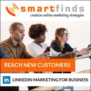 SmartFinds LinkedIn Marketing 3 300×300