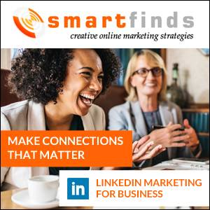 SmartFinds LinkedIn Marketing 2 300×300