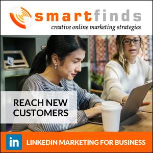 SmartFinds LinkedIn Marketing 1 300×300